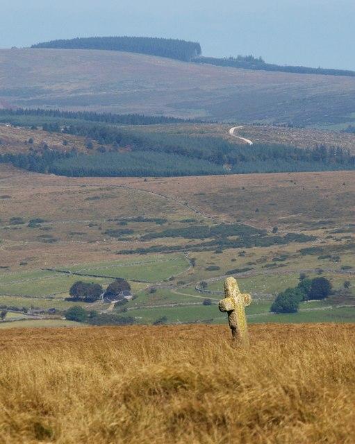 East Ter Hill Cross