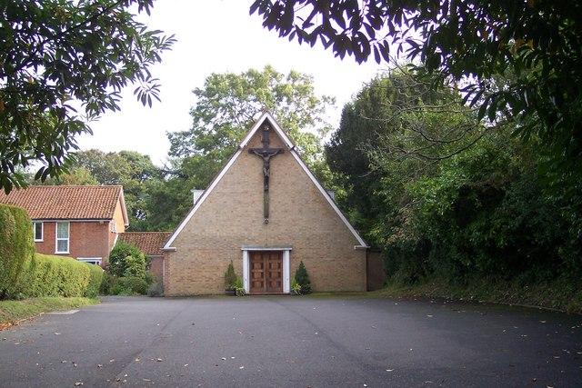 The Catholic Community Church of St. Theodore's Parish, Cranbrook