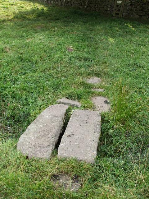 Simple Stone Bridge