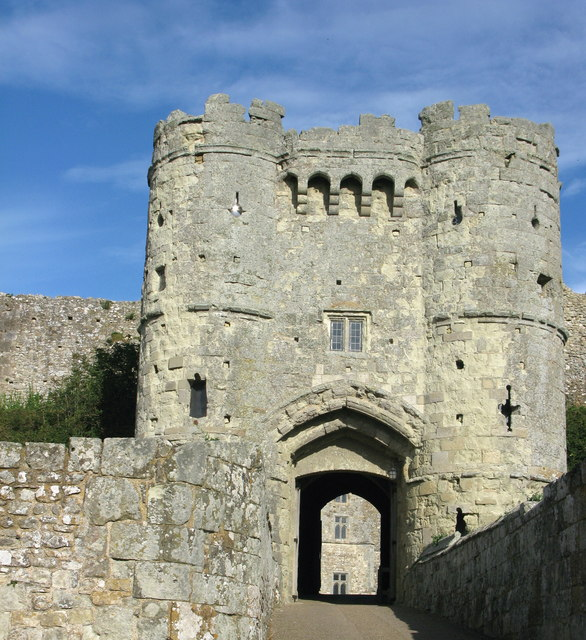 The Gatehouse, Carisbrooke Castle