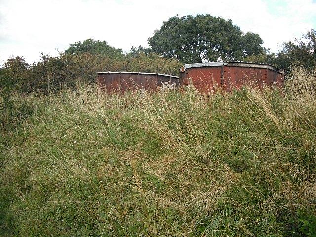Tanks, Waverley Line