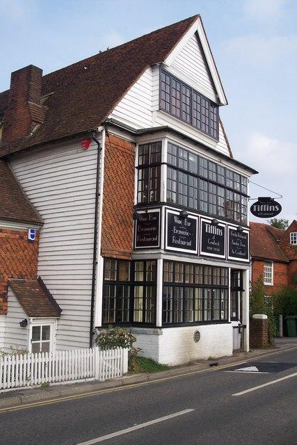 Tiffin's Restaurant, Cranbrook