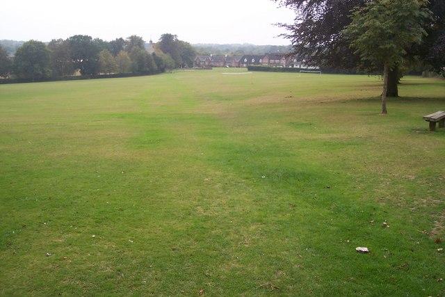 Cranbrook Recreational Ground