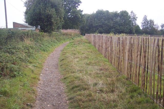 Footpath to Cranbrook