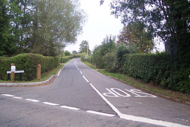 Frittenden Road, Sissinghurst