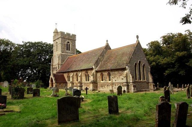 All Saints, North Wootton, Norfolk