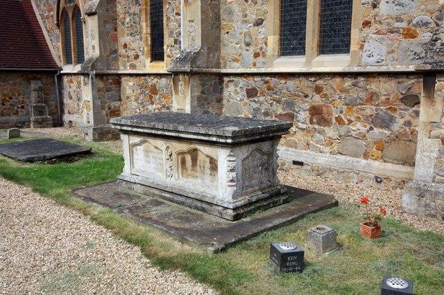 All Saints, North Wootton, Norfolk - Churchyard