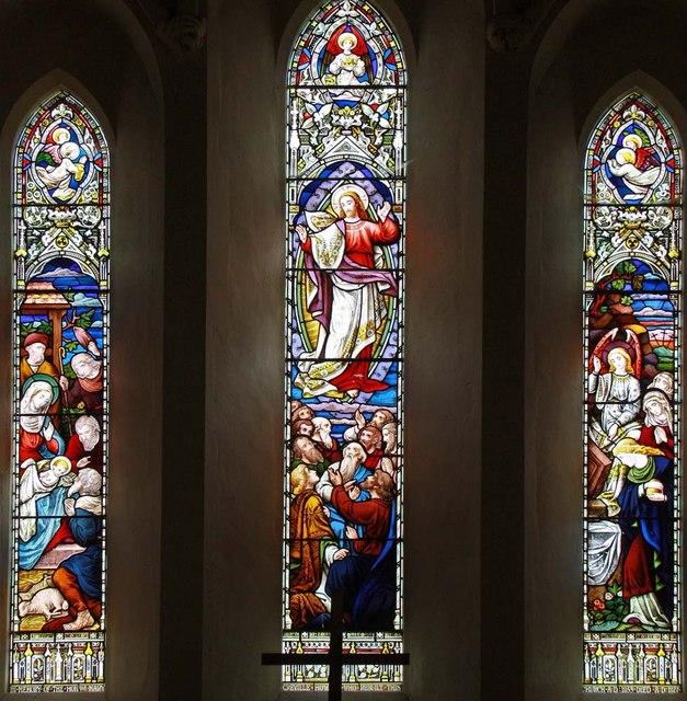 All Saints, North Wootton, Norfolk - Window