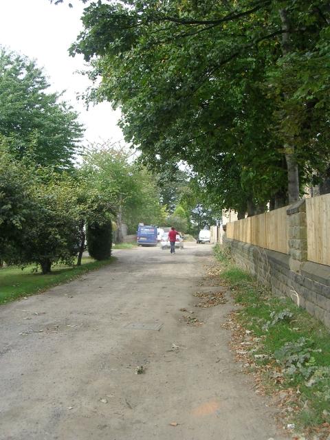 Bridleway - Victoria Road