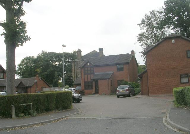 Grange Park Mews - Westwood Side