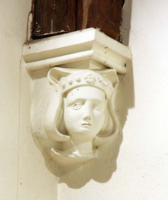 All Saints, North Wootton, Norfolk - Corbel