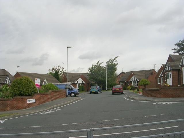 Grange Park Way - Westwood Side