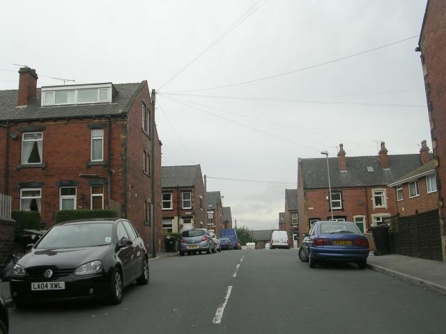 Hartley Street - Elland Road