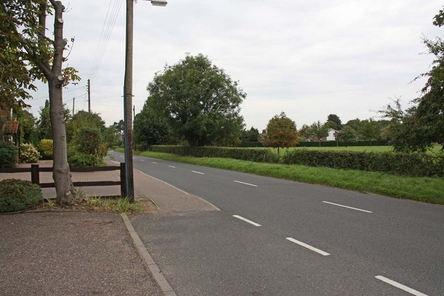 Nursery Lane, South Wootton