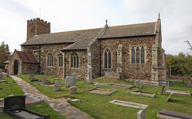 St Mary, South Wootton, Norfolk