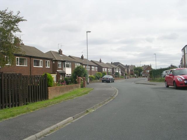 Harwill Avenue - Elland Road