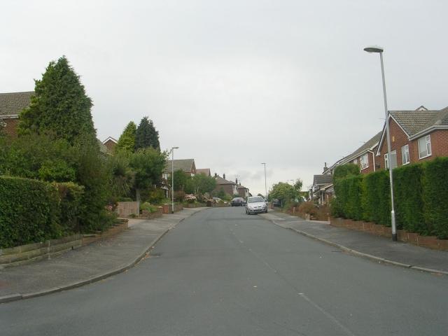 Harwill Avenue - Harwill Road