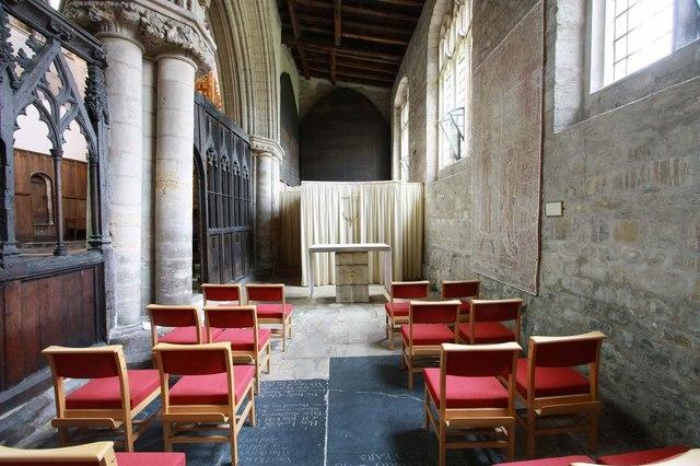 St Margaret, King's Lynn, Norfolk - South aisle