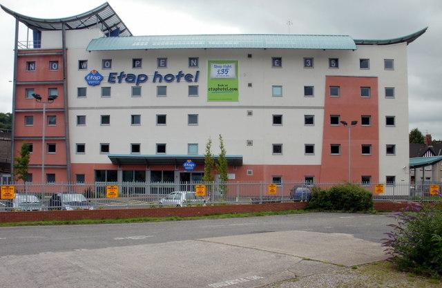 Etap hotel, Malpas, Newport