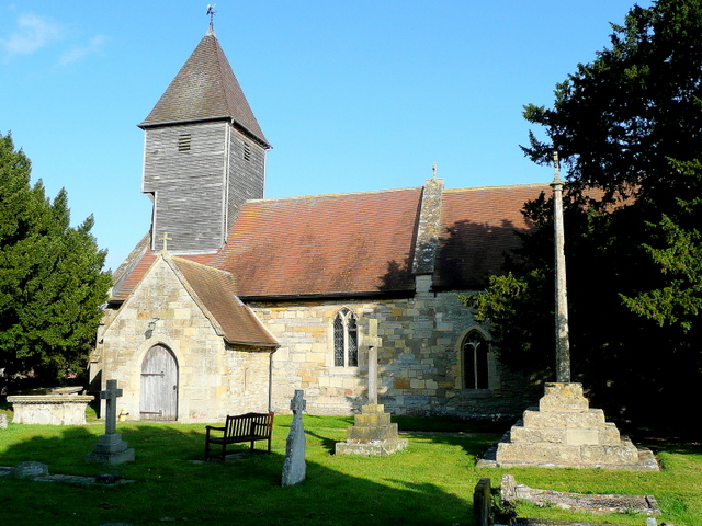 St. John the Baptist's church, Tredington