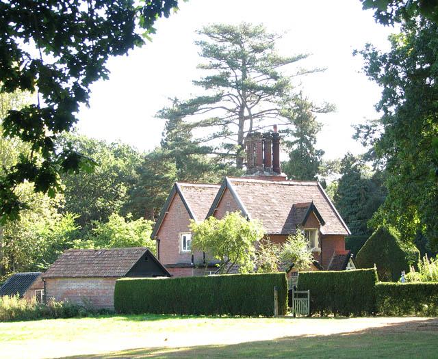 Cottage in Fox Lane