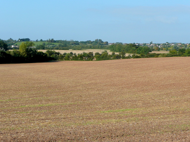 Farmland of the Severn Vale