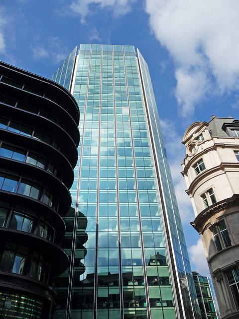 Former London Stock Exchange Building