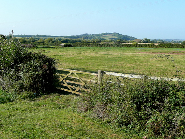 View to Norton Hill