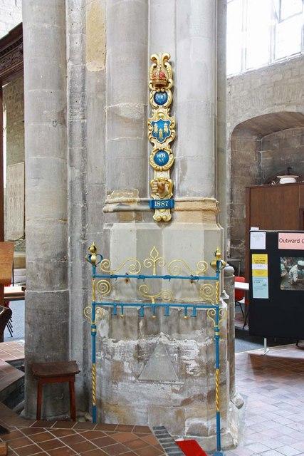 St Margaret, King's Lynn, Norfolk - Interior