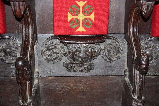 St Margaret, King's Lynn, Norfolk - Misericord