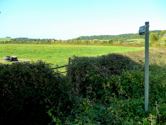 Footpath to Hasfield