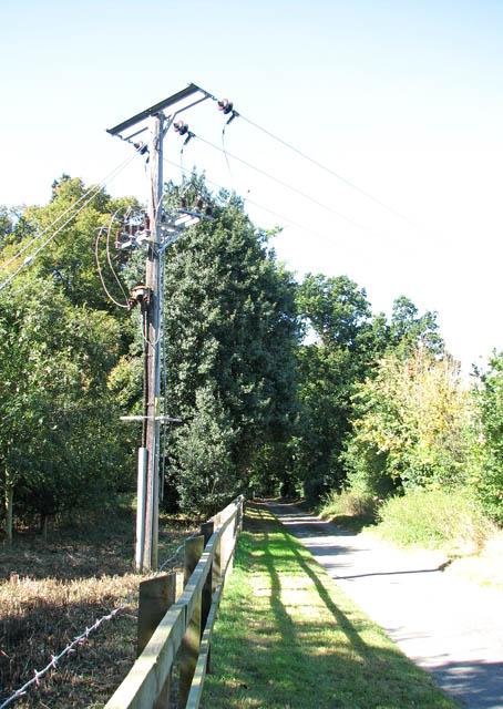 Transformer on Fox Lane