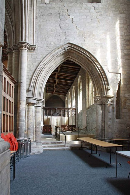 St Margaret, King's Lynn, Norfolk - Arch
