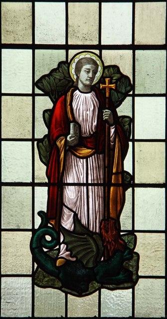 St Margaret, King's Lynn, Norfolk - Window