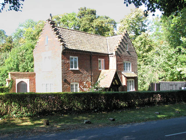 Cottage in Fox Road