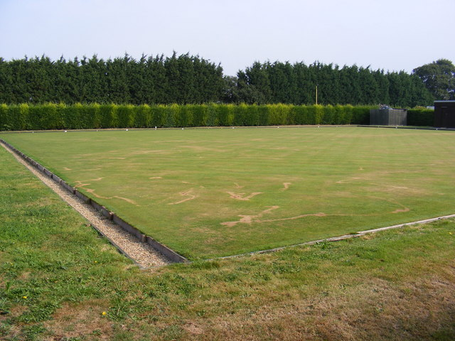 Bowling Green at Plantation Park Sports Centre