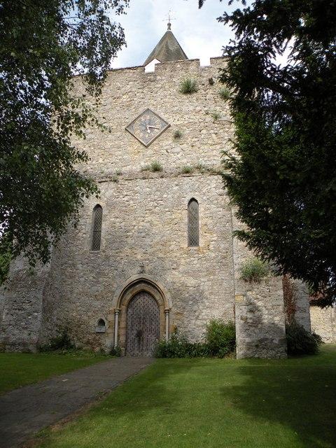 St. Nicholas: the parish church of Leeds in Kent
