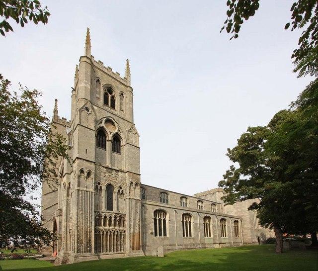 St Margaret, King's Lynn, Norfolk