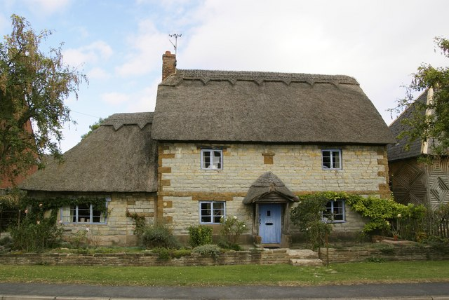 Thatched house, Gaydon