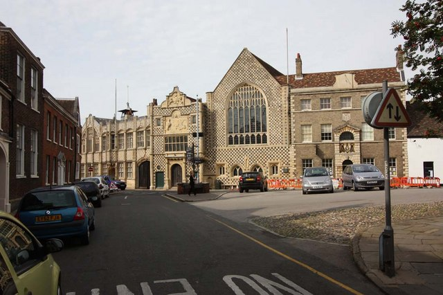 Town Hall, King's Lynn, Norfolk -