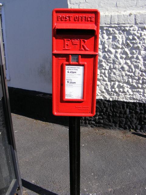 Spring Lane Postbox