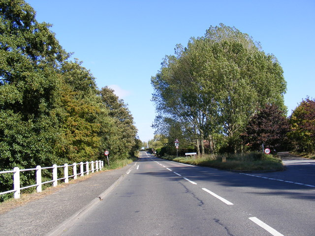 B1078 Main Road, Lower Hatcheston