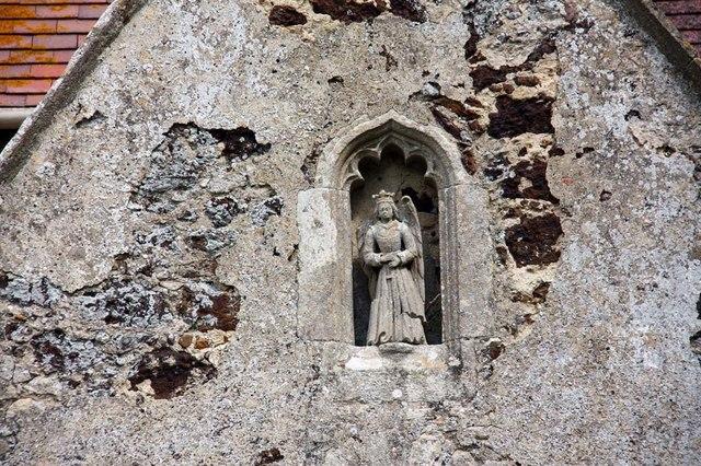 St Michael, Ryston, Norfolk - Porch