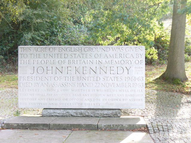 Kennedy Memorial, Runnymede