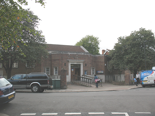 The Minet Library, Knatchbull Road