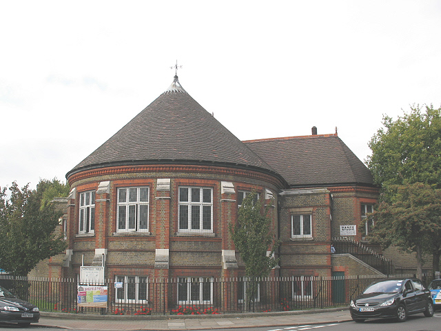 The Longfield Hall, Knatchbull Road