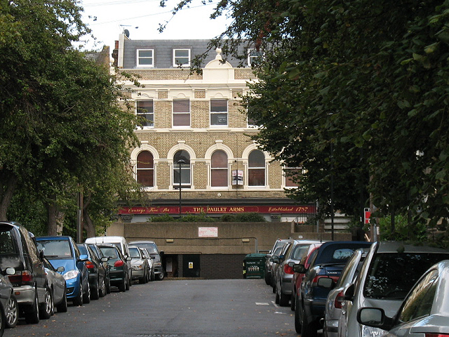 The Paulet Arms (closed)
