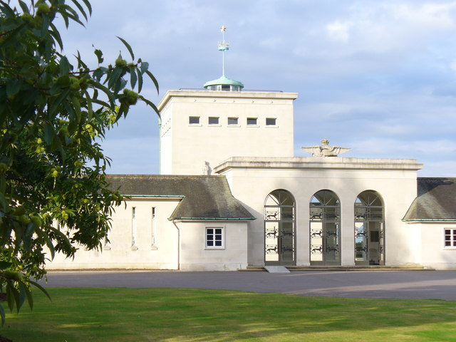 Air Forces Memorial, Cooper's Hill