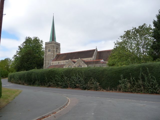 Church of St Nicholas Taplow