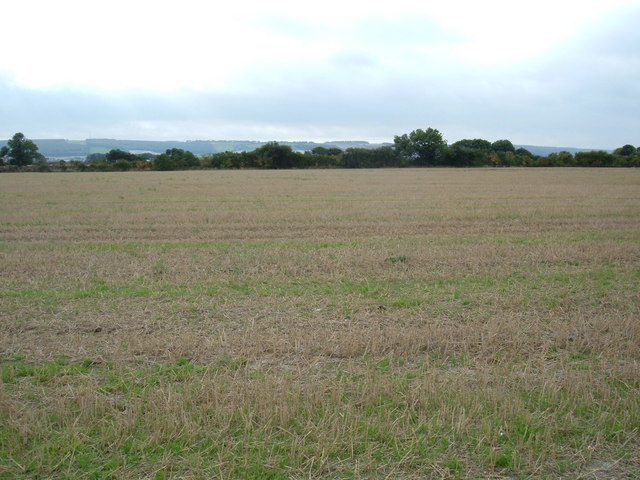 Farmland near Seamer Sewage  Treatment Works